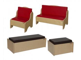 Mobilier pour enfants de Wood Designs