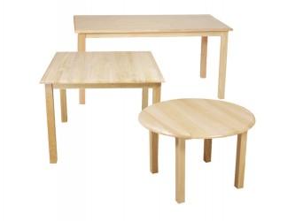 Table pour enfants en bois dur de Wood Designs