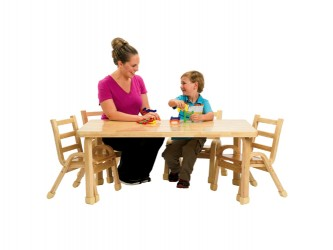 Tables pour enfants NaturalWood