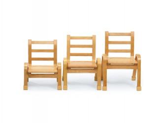 Chaises pour enfants NaturalWood