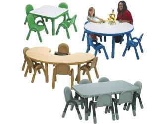 Tables pour enfants Baseline