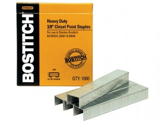 Bostitch Heavy-Duty Staples