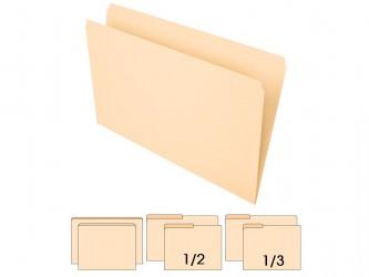 Archival File Folders