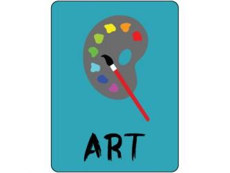 Étiquettes de classification - Art
