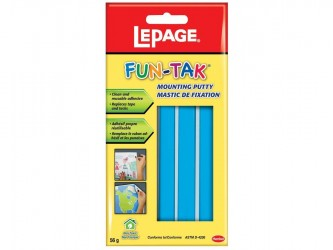 Mastic de fixation Fun-Tak