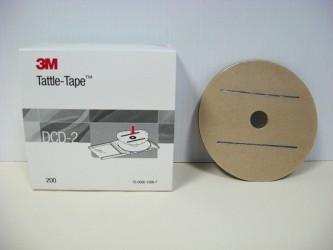 Bandes de détection DCD-2 de 3M pour disques