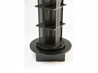 Gressco Display Spinner With Round Base