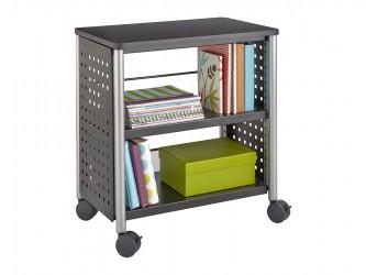 Safco Scoot Mobile Bookcase