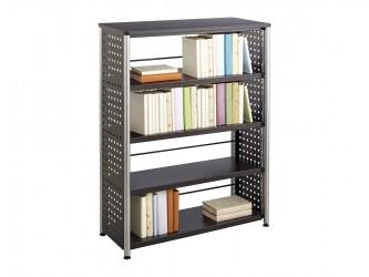 Safco Scoot 4 Shelves Bookcase