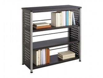 Safco Scoot 3 Shelves Bookcase