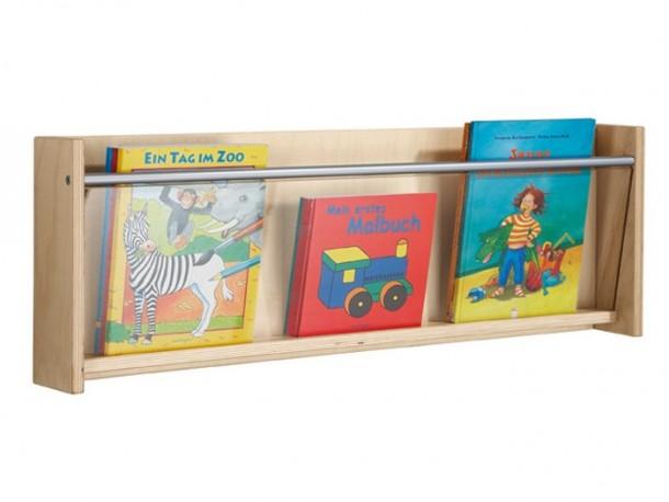 tag re murale en bois pour livres de haba biblio rpl lt e. Black Bedroom Furniture Sets. Home Design Ideas