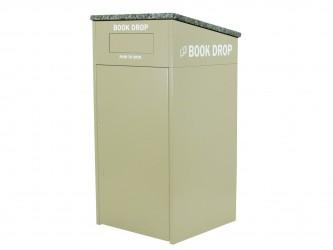 Chute à livres intérieure M810 d'American Book Returns