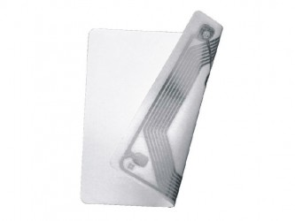 Étiquettes de détection RFID pour livres
