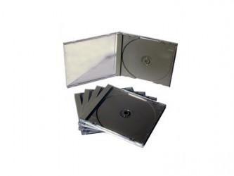 Boîtier CD simple incassable Allsop