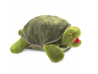 Folkmanis Turtle Hand Puppet
