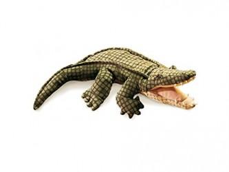 Marionnette à main Alligator de Folkmanis