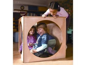 Espace d'intimité en cube de Whitney Brothers