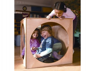 Whitney Brothers Privacy Play House Cube