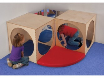 Whitney Brothers Corner Play Area