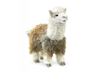 Folkmanis Alpaca Hand Puppet