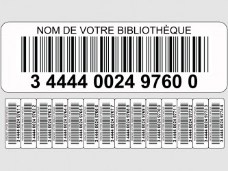 Customized Barcodes