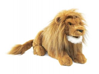 Folkmanis Lion Hand Puppet