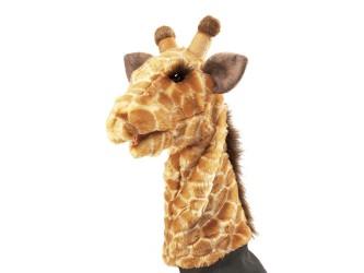 Marionnette à main Girafe de Folkmanis
