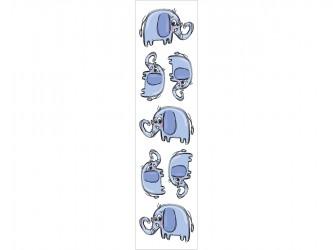 """Signets """"Éléphants"""" de Biblio RPL"""