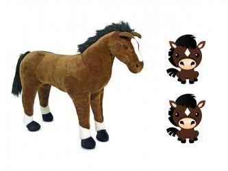 Ensemble géant de mascotte - Les chevaux