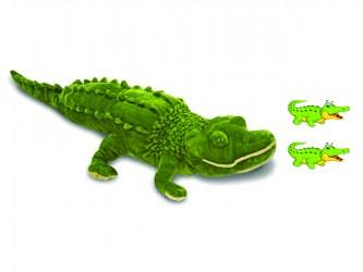 Ensemble géant de mascotte - Les alligators