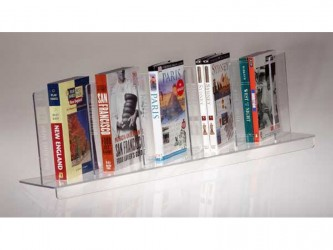 Shelf Book Displayer