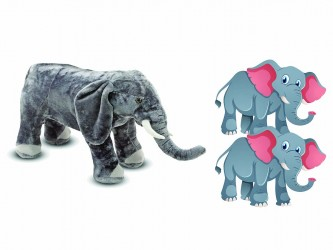 Giant Mascot Pack - Elephants