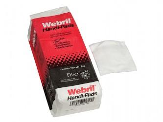 Lingettes de coton Webril