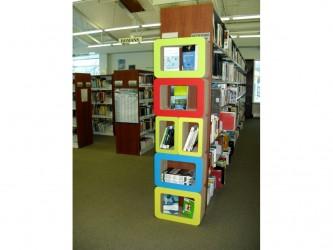 Nikos Bookcase
