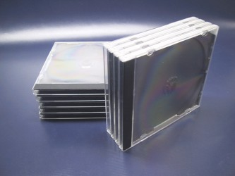 Boîtier CD - Capacité: 1