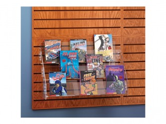 Slatwall Literature Display