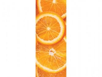 """Signets """"Grattez et sentez"""" - Orange"""