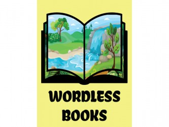 Étiquettes de classification - Wordless Books