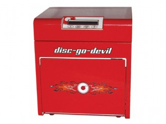 Disc-Go Devil - CD/DVD Repair Machine