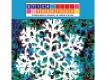 Mosaïque interactive à autocollants StickTogether - Flocon de neige
