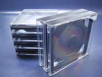 Boîtier CD double
