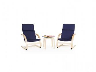 Guidecraft Kiddie Rocker Chair Set