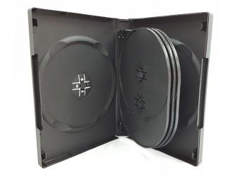 Boîtier DVD standard - 8 disques