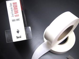 Roulette de protège-étiquettes