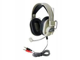Casque d'écoute deluxe HA-66M de HamiltonBuhl