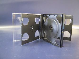 Sextuple CD Case