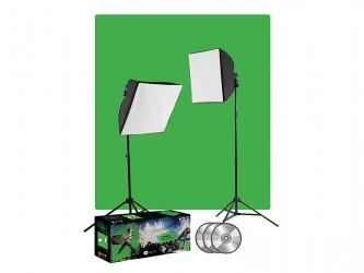 Ensemble à écran vert uLite de Westcott