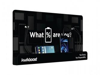 Station de rechargement murale KwikBoost Basic
