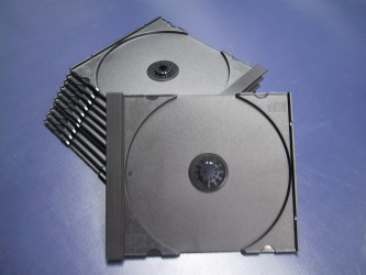 Single Tray for CD Case