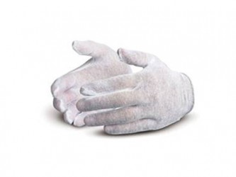 Gants de coton d'inspection